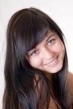 красивейший усмехаться девушки Стоковые Изображения RF