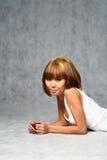 красивейший японец девушки стоковая фотография rf