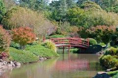 красивейший японец сада Стоковые Изображения RF