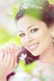красивейший blossoming сад невесты Стоковая Фотография RF