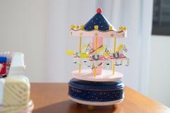 красивейший carousel Стоковая Фотография