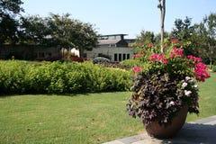 красивейший landscaping дома Стоковая Фотография