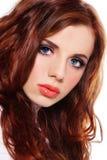 красивейший redhead Стоковая Фотография RF