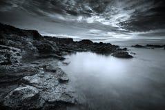 красивейший seascape стоковые изображения