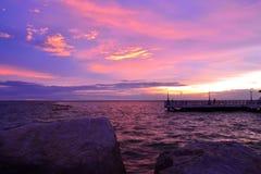Красивейший seascape Стоковые Фото