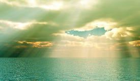 красивейший seascape Стоковое фото RF