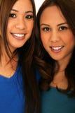 красивейший sisterhood стоковые изображения