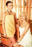 2 женщины стоковая фотография rf