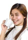 Красивое азиатское предназначенное для подростков Стоковые Фото