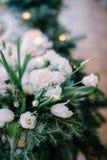 Красивое время свадьбы Стоковое Фото