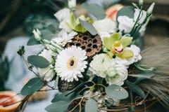 Красивое время свадьбы Стоковое Изображение RF