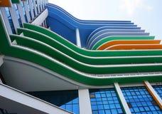 Красивое здание Стоковое фото RF
