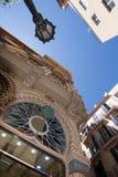 Красивое здание nouveau искусства Corbella чонсервной банкы Стоковая Фотография RF