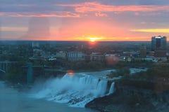 Красивое изображение восхода солнца Стоковые Изображения