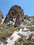 Красивое и загадочное Cappadocia Стоковые Фотографии RF