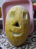 Красивое и сногсшибательное искусство хеллоуина стоковое изображение