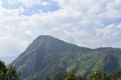 Красивое место природы Элла Шри-Ланка стоковое фото rf