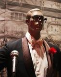 Красивое мужское manequin в смокинге Стоковая Фотография RF