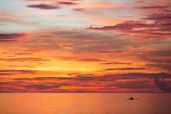 Красивое небо составлено облаков стоковые фото