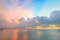 Красивое небо стоковые изображения