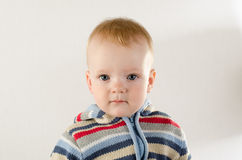 Красивое невиновное newborn Стоковые Фото