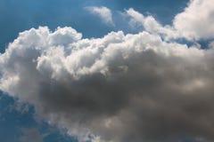 Красивое облака ` s искусства Стоковые Фотографии RF