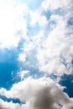 Красивое облака ` s искусства Стоковые Фото