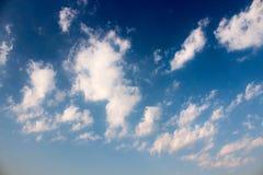 Красивое облака ` s искусства Стоковое Фото