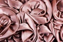 Красивое оформление сумки муфты стиля цветка цвета персика стоковые фото