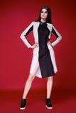 Красивое сексуальное платье женщины одевает каталог собрания Стоковая Фотография RF