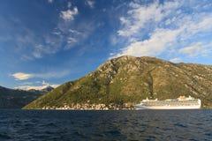 Красивое туристическое судно Стоковые Изображения RF