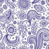 Красивое флористическое безшовное Стоковые Фото