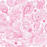 Красивое флористическое безшовное Стоковое Изображение RF