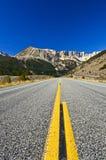 Красивое шоссе Стоковая Фотография RF