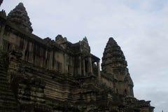Красивое Angkor Wat Стоковое Изображение RF