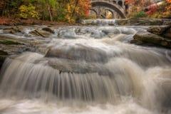 Красивое Berea понижается в осень Стоковое Изображение