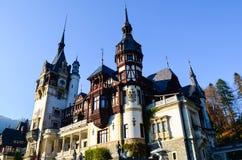 Красивое castel Стоковое Изображение