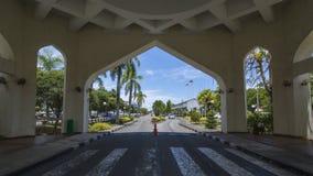 Красивое Kota Kinabalu стоковое изображение rf