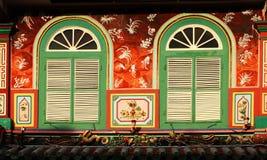 Красивое Melaka - Малайзия поистине Азия - дизайн архитектуры Стоковое Фото