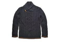 Красиво сплетенный свитер стоковые фотографии rf