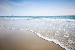 Красивые волны 02 Стоковые Изображения RF