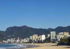 Красивые города Интересные ландшафты туриста Чудесные города Интересы мира Рио Де Жанеиро Бразилия стоковые фото