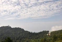 Красивые горы и реки Стоковое Фото