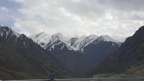 Красивые горы Стоковая Фотография RF