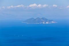 Красивые греческие острова Стоковое Изображение