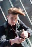 красивые детеныши портрета человека Стоковые Фотографии RF