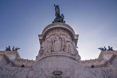 Красивые детали римской архитектуры Стоковое Фото