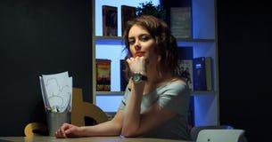 Красивые женщины в кафе города Стоковое Фото