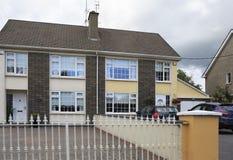 Красивые жилые загородные дома в Ирландии Стоковая Фотография