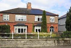 Красивые жилые загородные дома в Ирландии Стоковое Фото